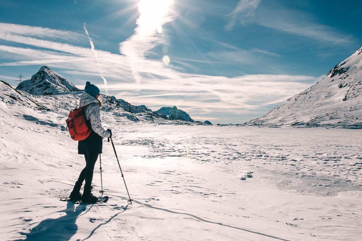 Wanderung Berge Schweiz