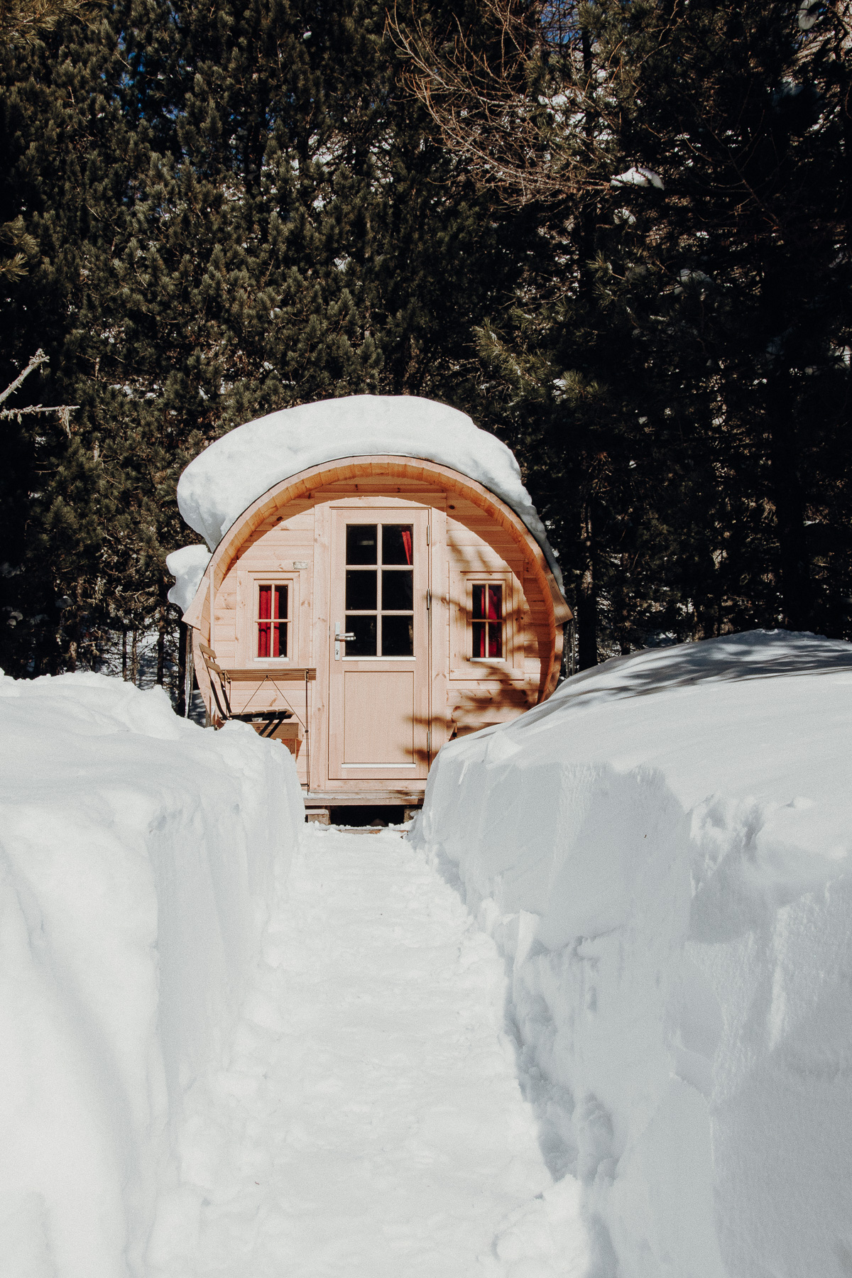 Campingplatz St. Moritz
