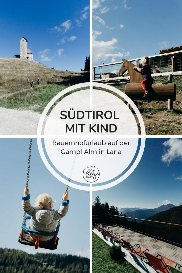 Tipps Bauernhofurlaub in Südtirol
