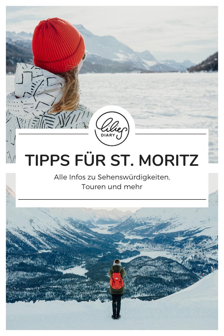 St. Moritz Schweiz