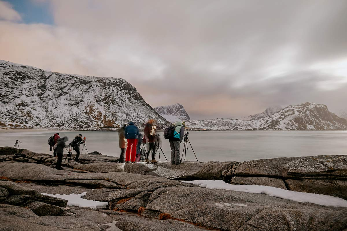 Fotokurs Lofoten