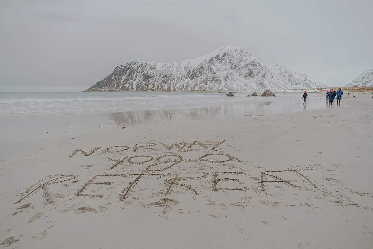 Norwegen Retreat Yoga