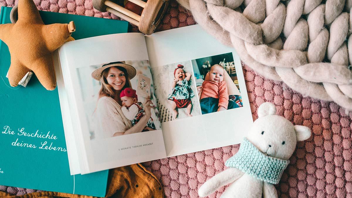 Rosemood Fotobuch Mutterrolle