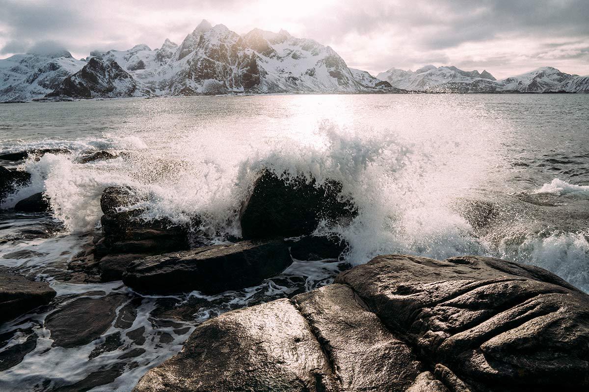 Wellen Norwegen