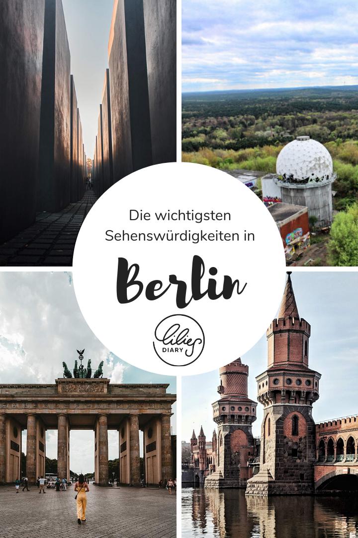 Berlin Sehenswuerdigkeiten