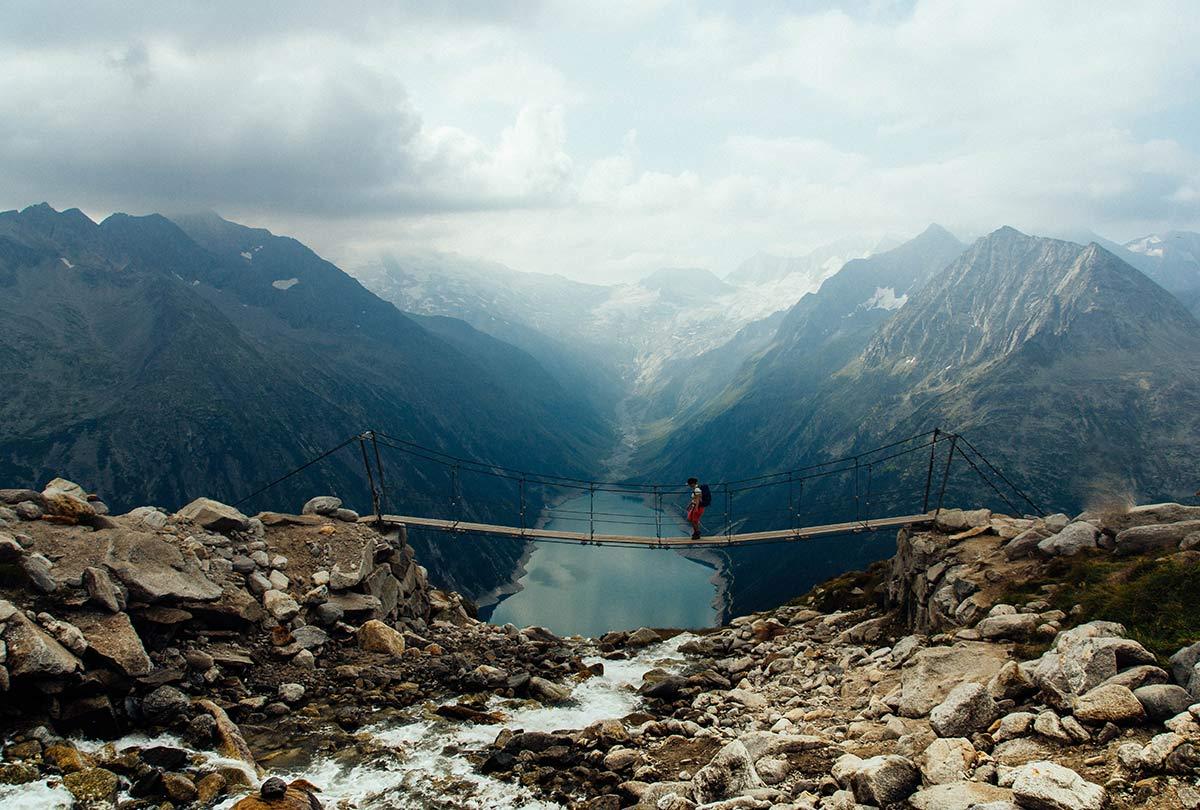 berliner hoehenweg zillertaler alpen