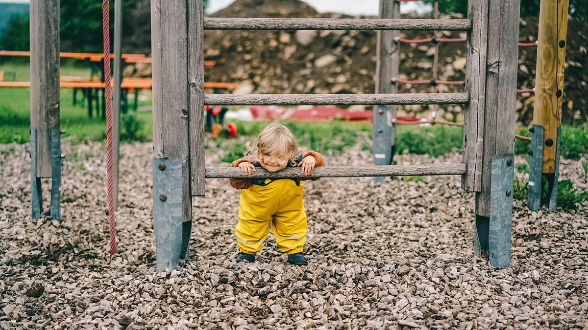 Kissinger Huette Spielplatz
