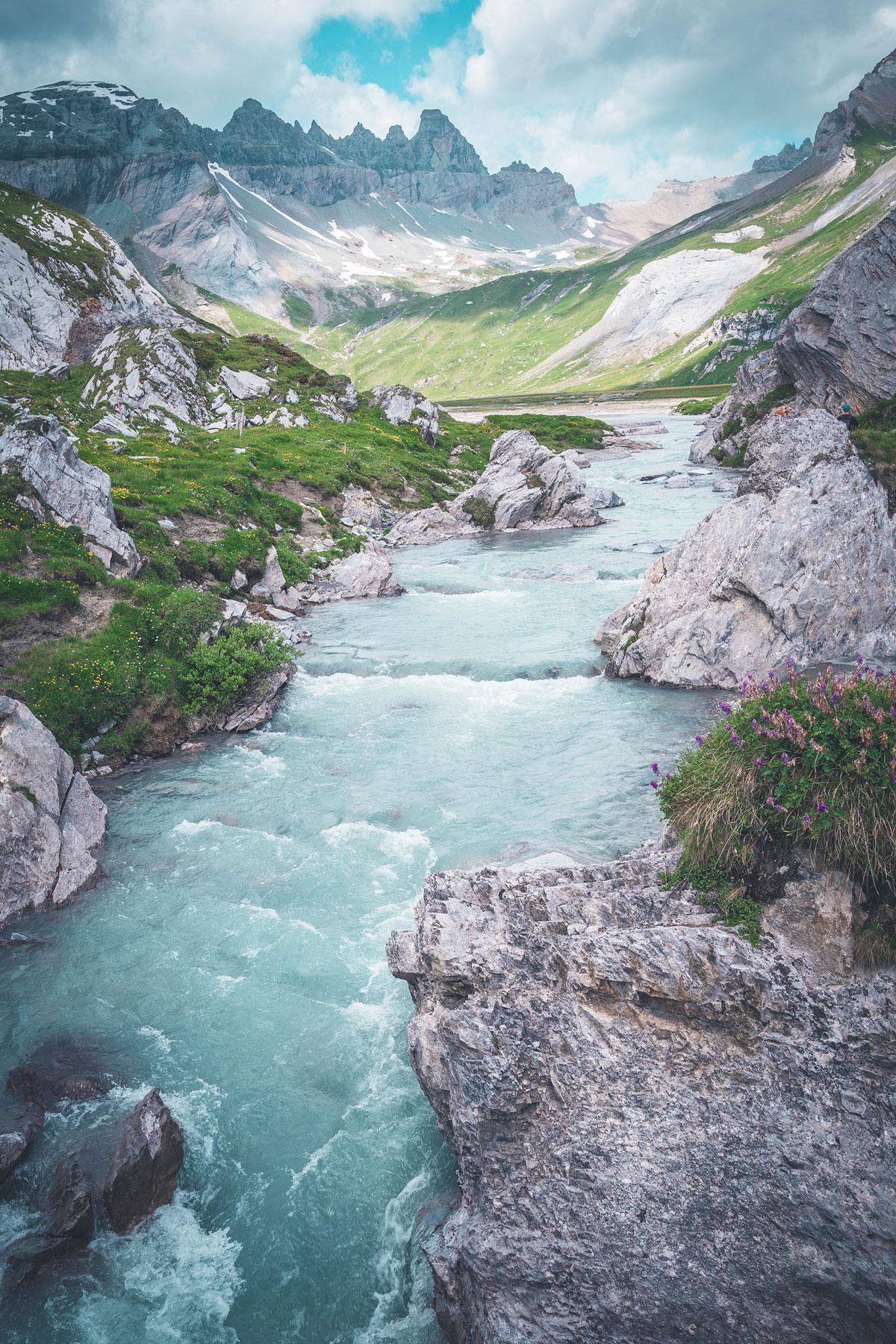 Wasserwanderweg Schweiz