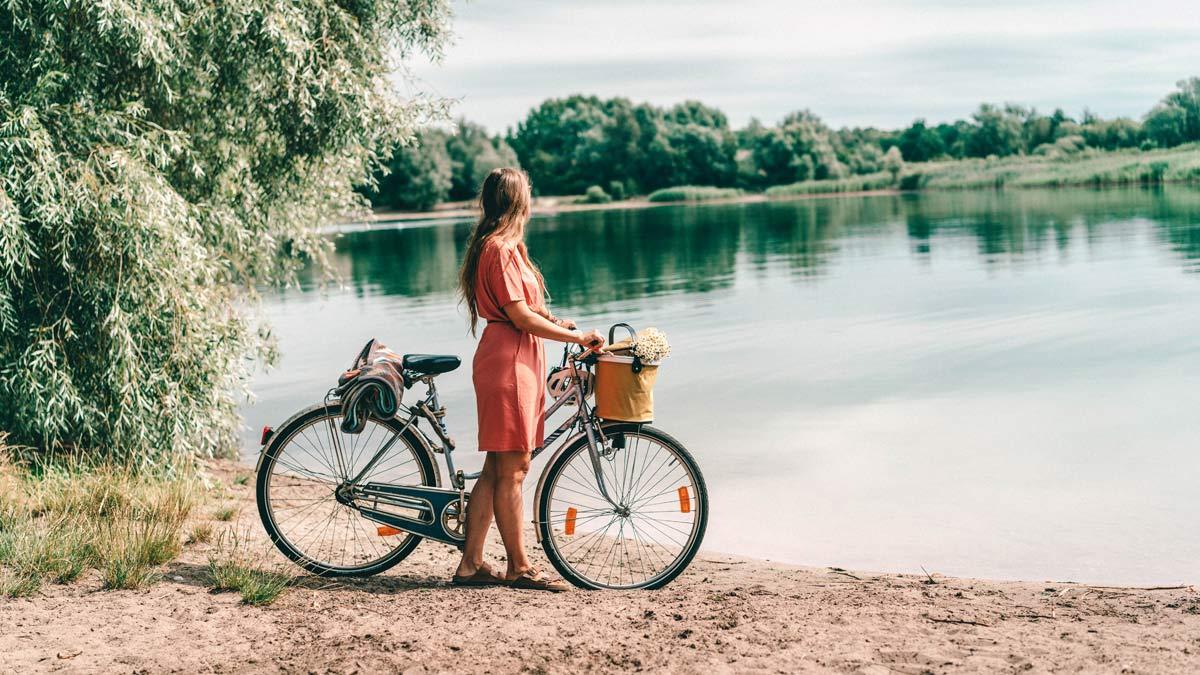 Kaulsdorfer Seen um Berlin Ausflug
