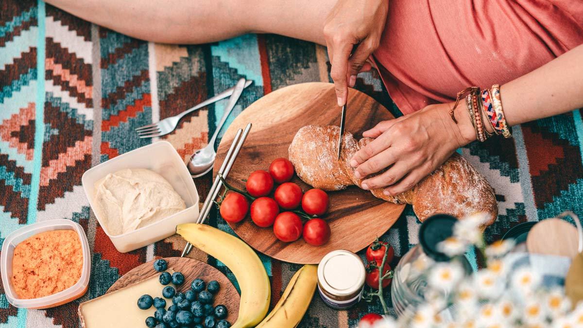 Vegan - Nachhaltigkeit im Alltag