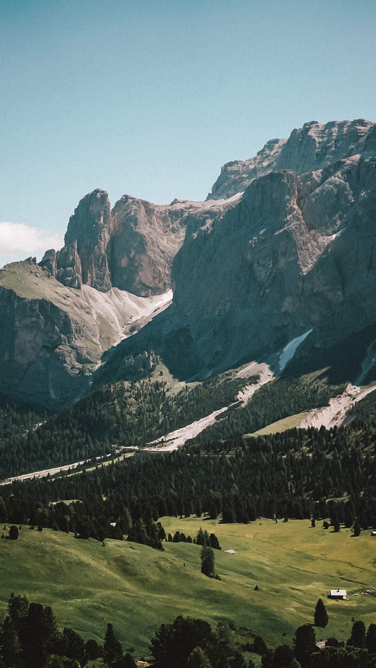 berge in suedtirol