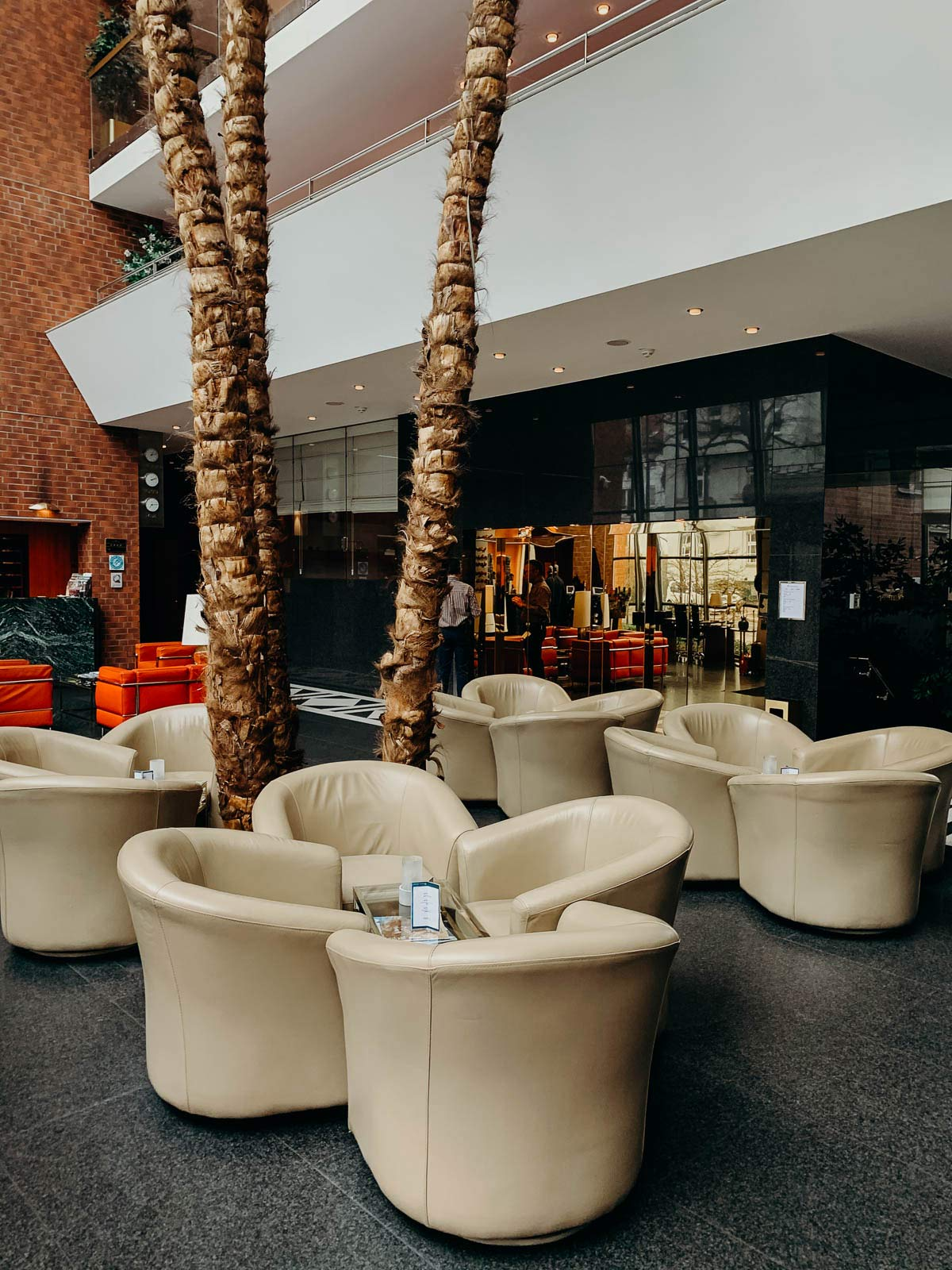 Berlin Living Hotel Weissensee Lobby