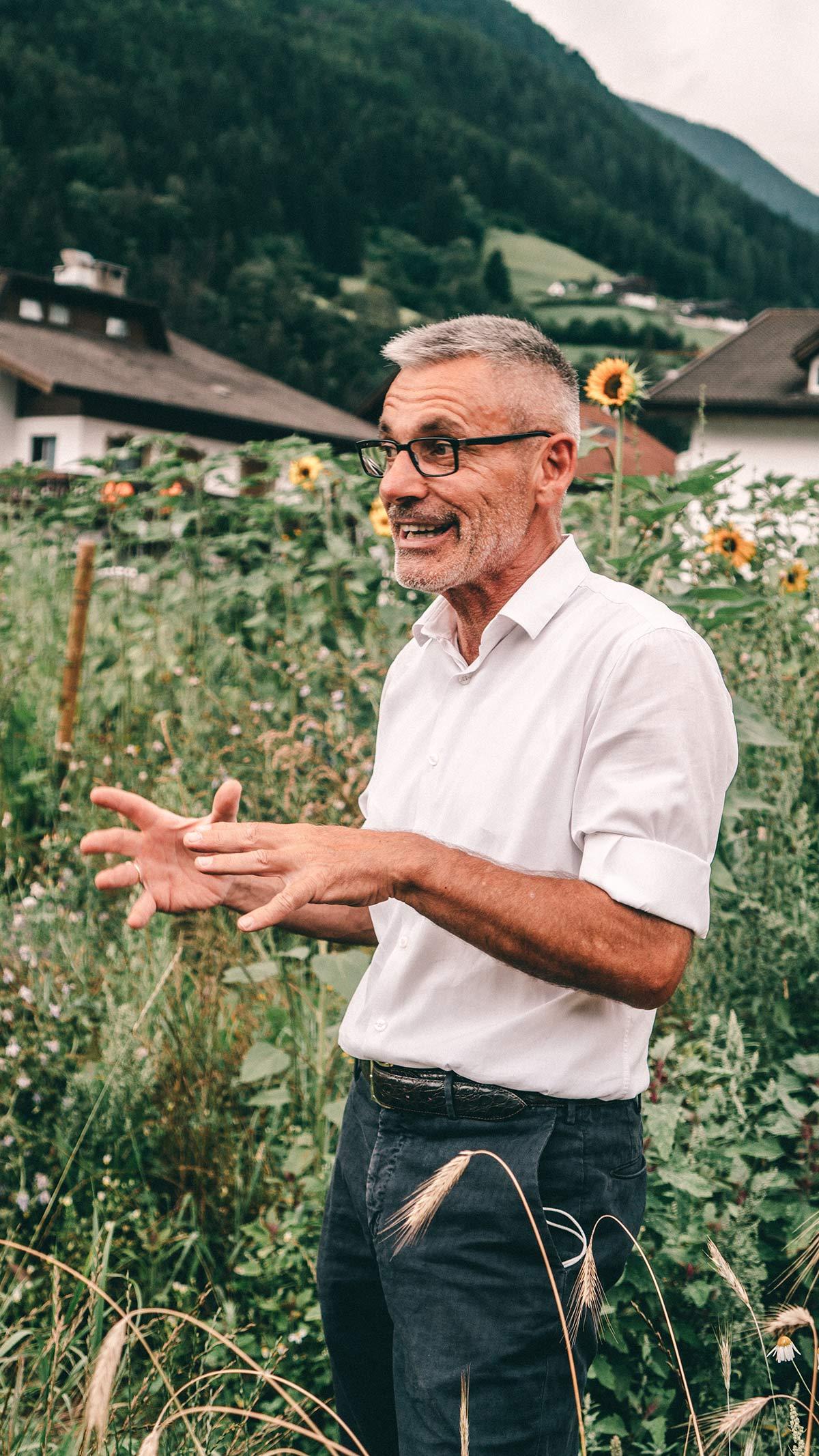 Drumlerhof Vater Stefan