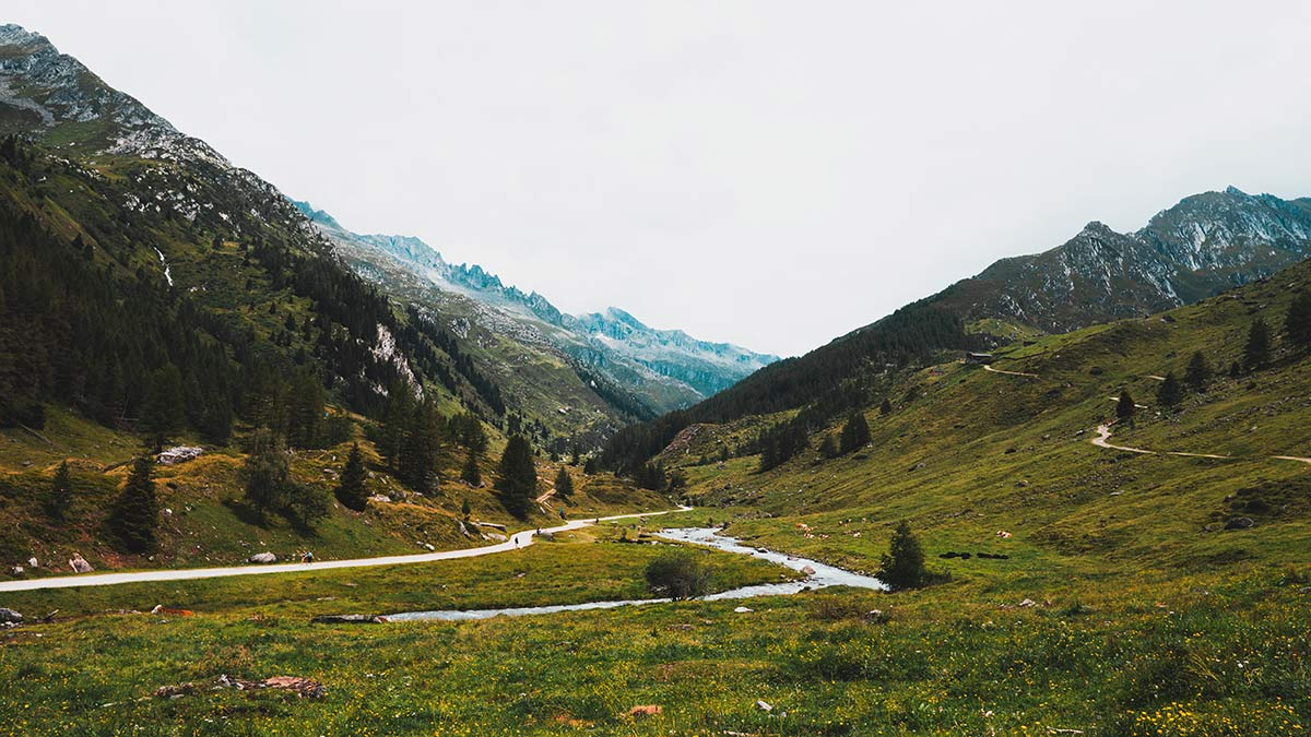 Kasern Landschaft