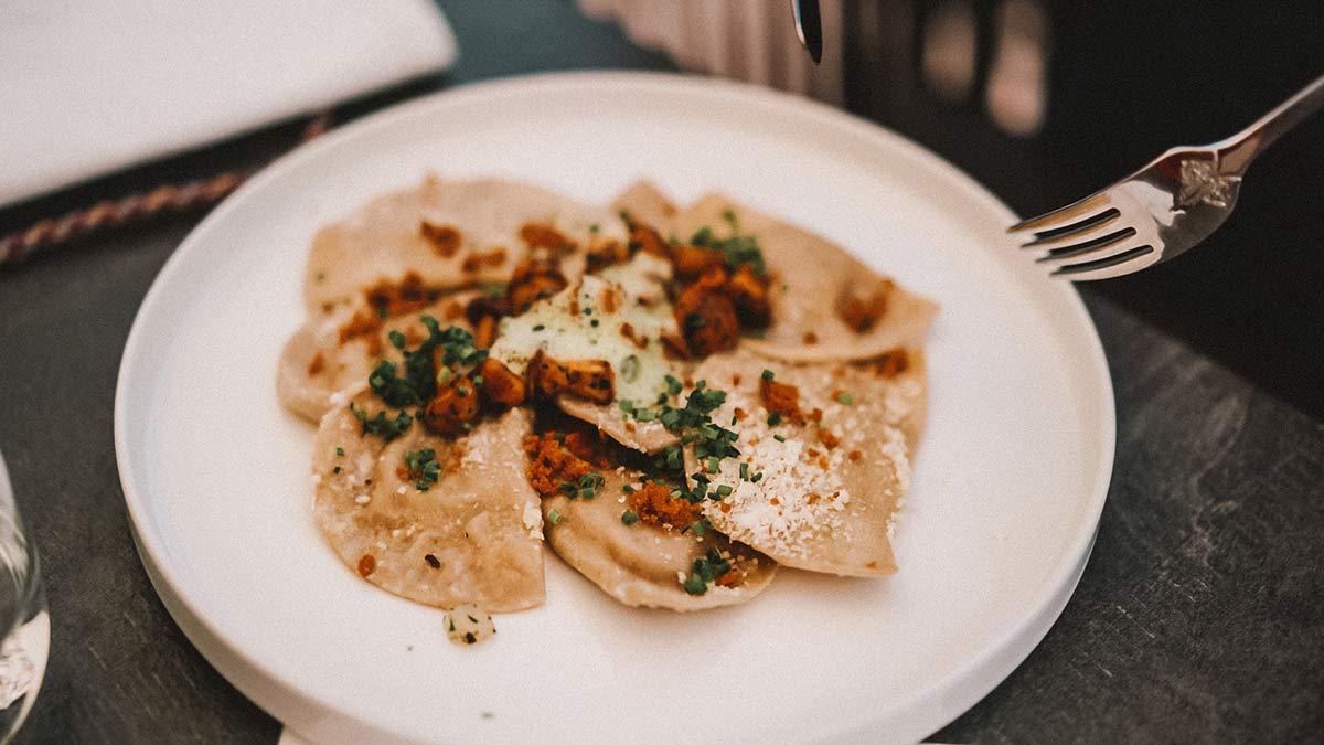 Schlutzkrapfen restaurant bozen