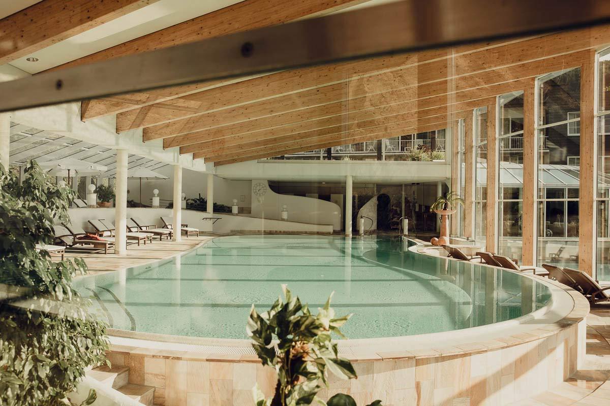 Schwimmbad Hotel Deimann