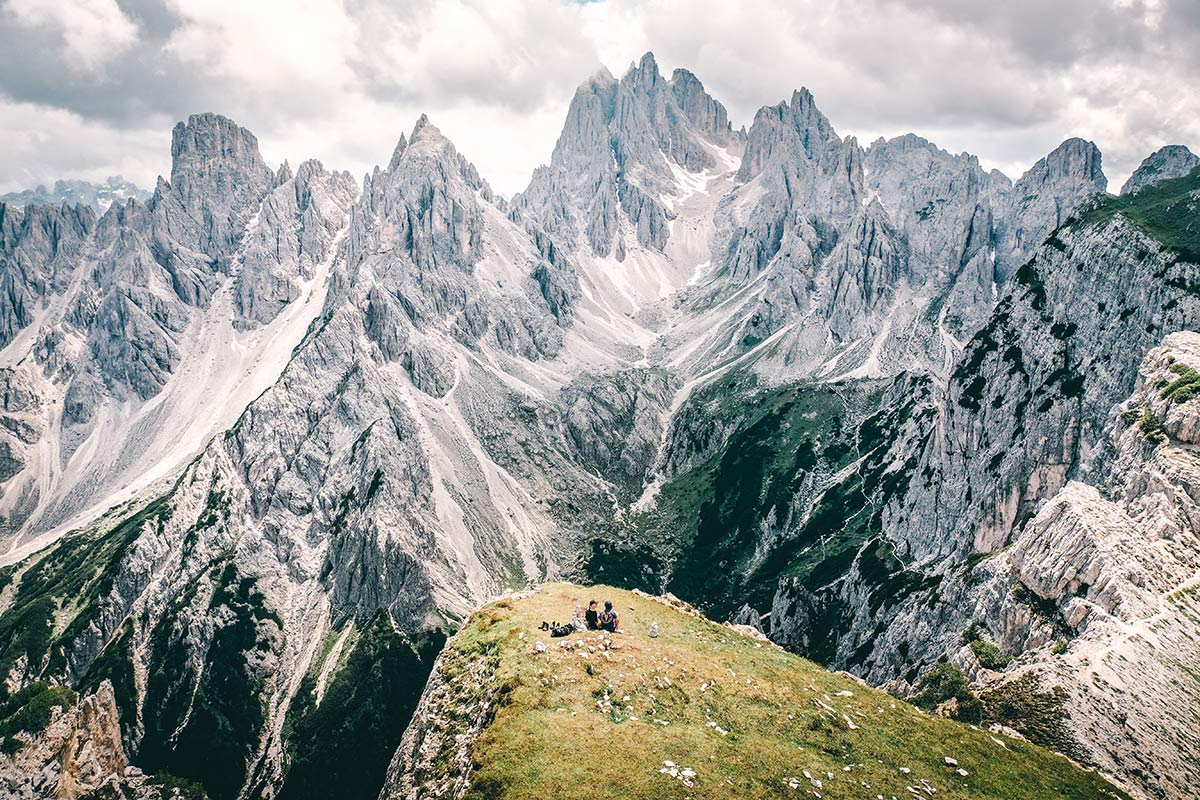 Südtirol Roadtrip St. Magdalena 3 Zinnen