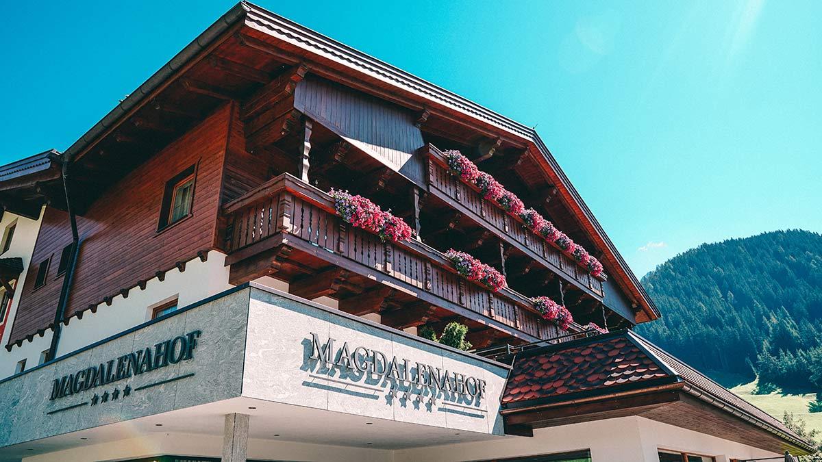 St. Magdalena Magdalenahof Südtirol Roadtrip