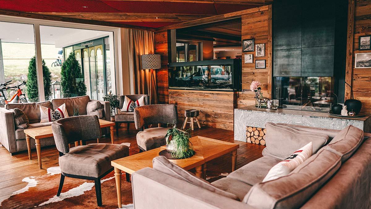 St. Magdalena Magdalenahof Lounge