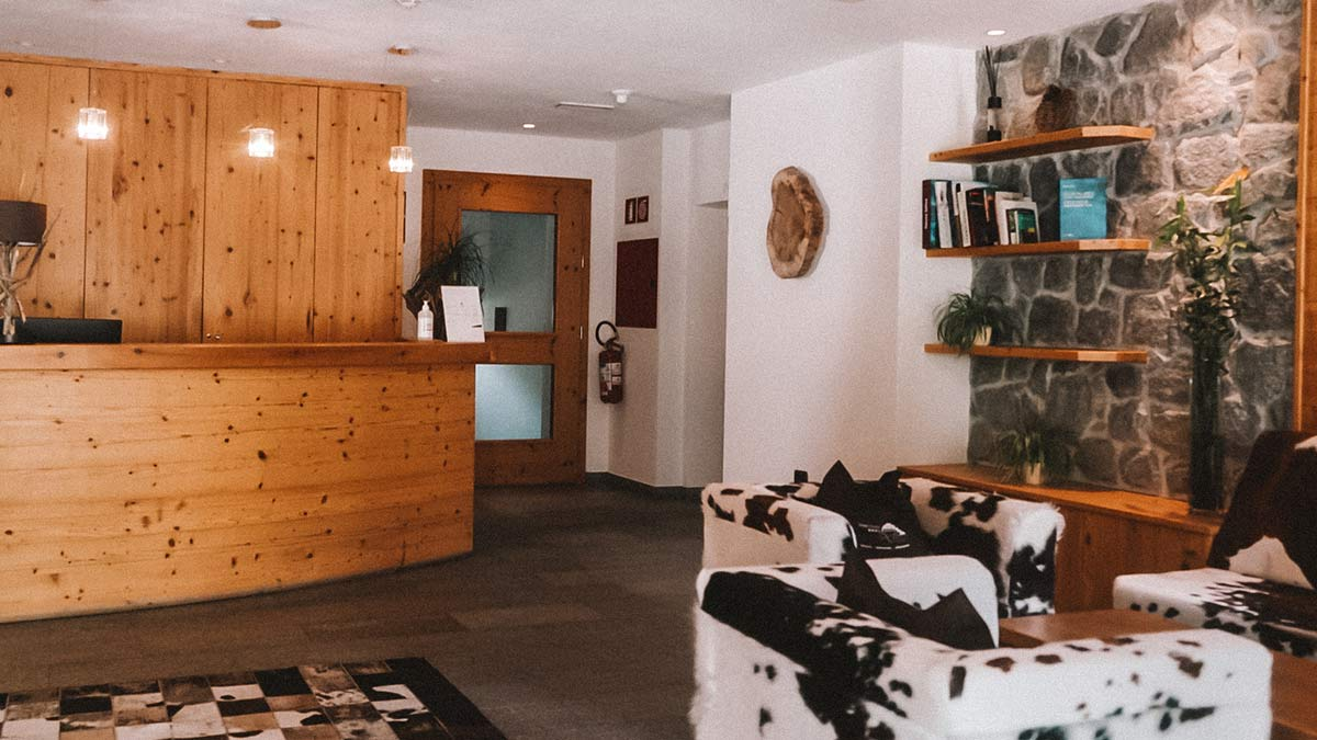tipp Hotel Chalet Dlaces
