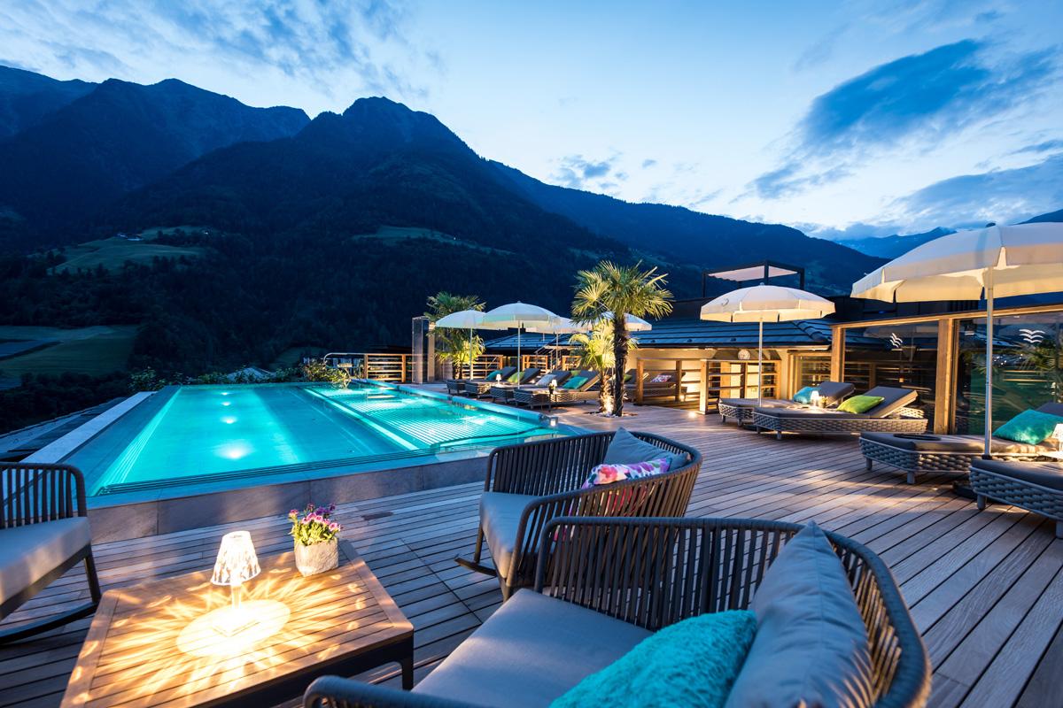 Andreus Resorts in Südtirol Italien