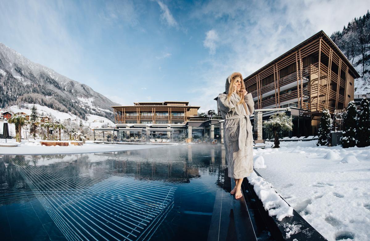 Andreus Resorts in Südtirol Winter