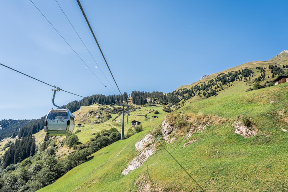Bergbahn Vals