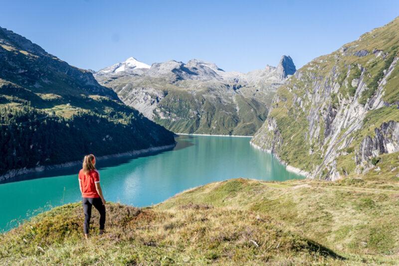 Vals in der Schweiz Zerfreilasee