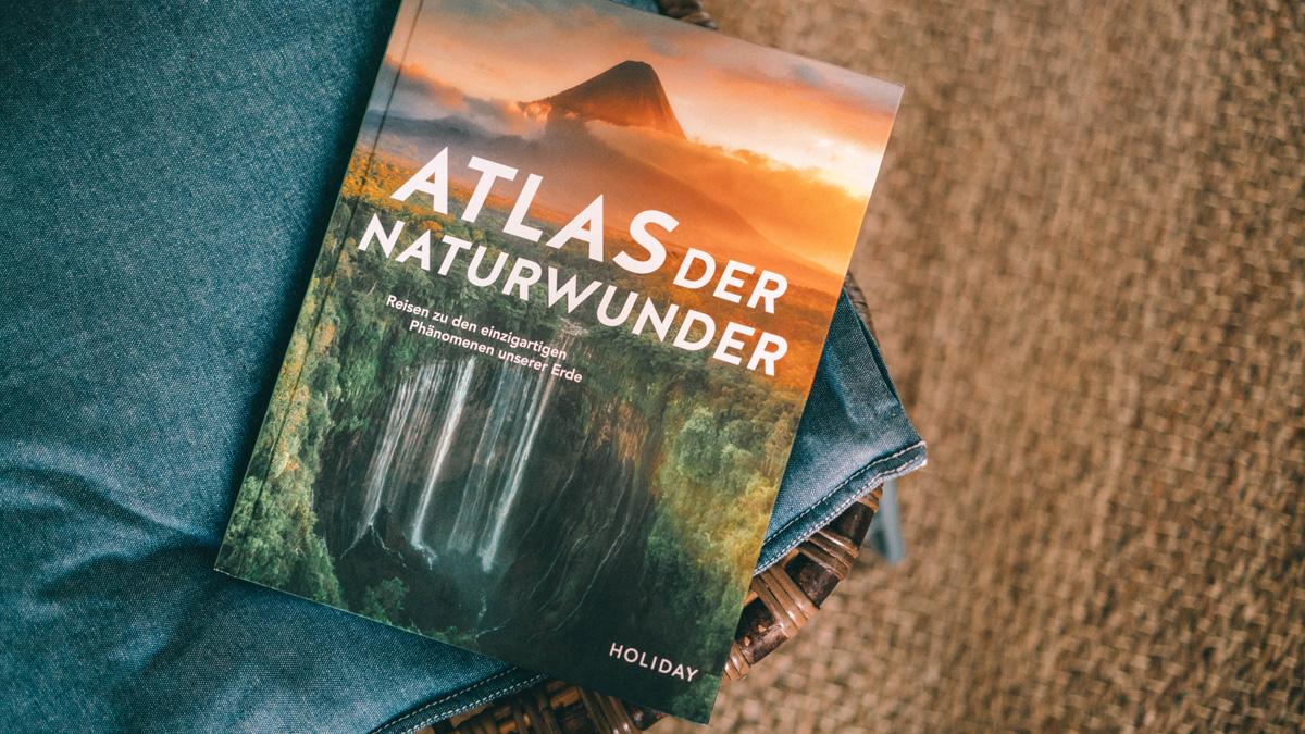 Atlas der Naturwunder Holiday Verlag