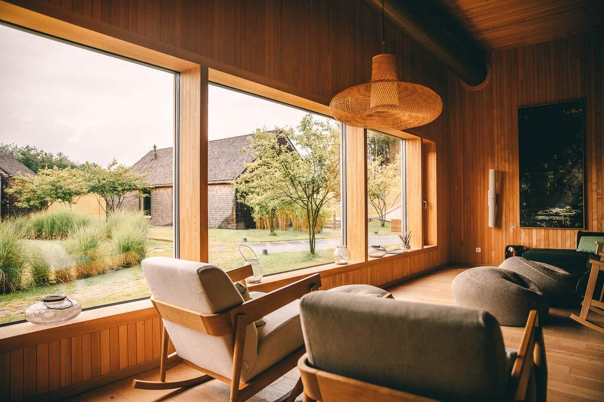 Sauna Seezeeitlodge