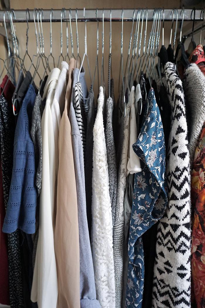 minimalistischer werden kleiderschrank