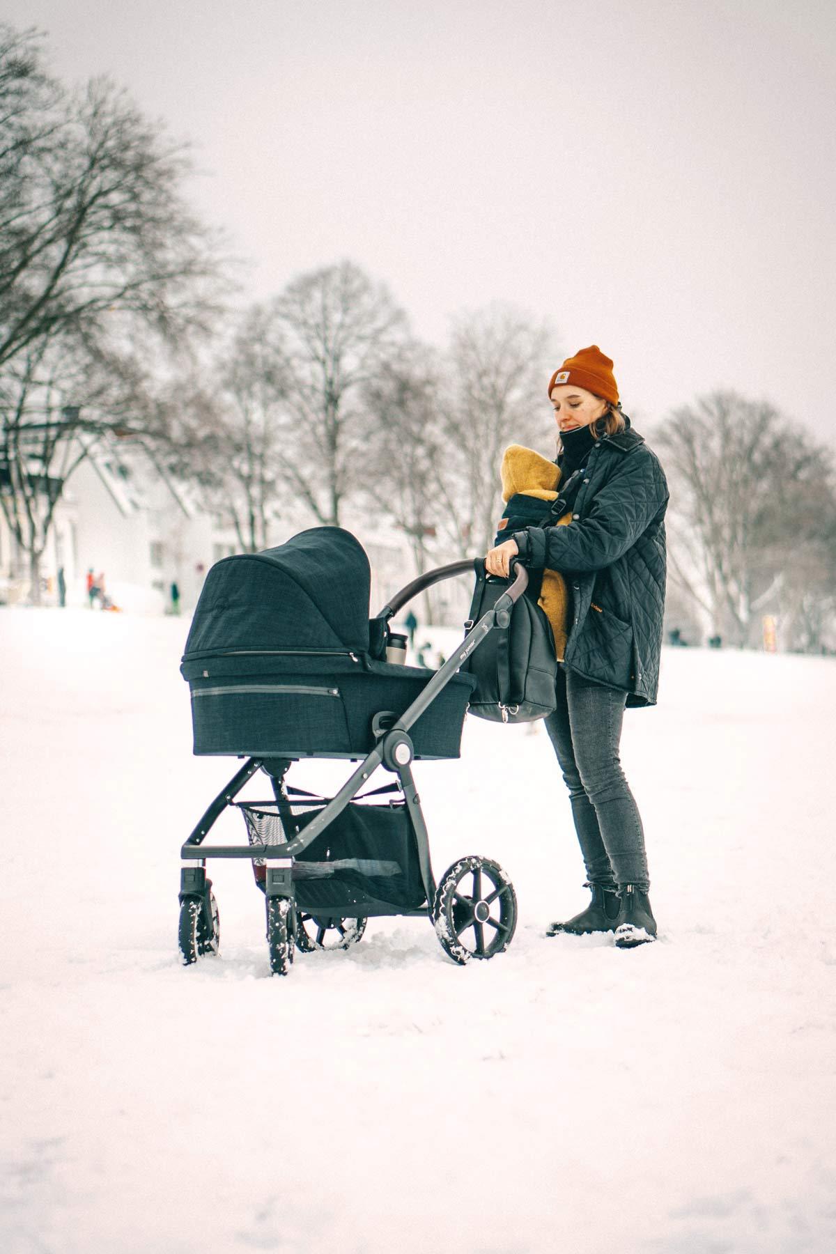 pia winter kinderwagen