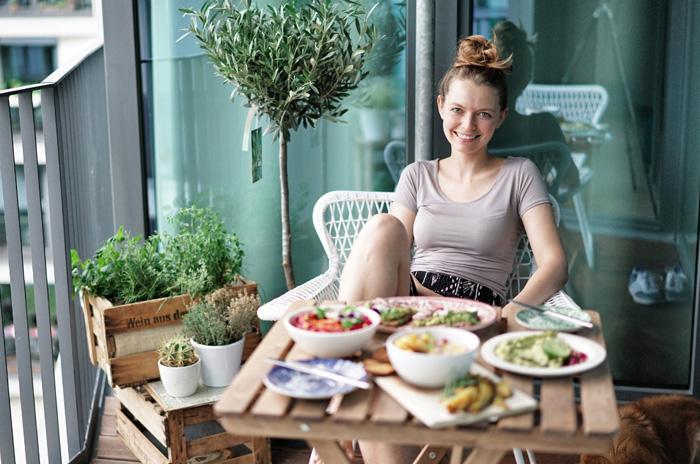 veganer essensplan nachhaltig