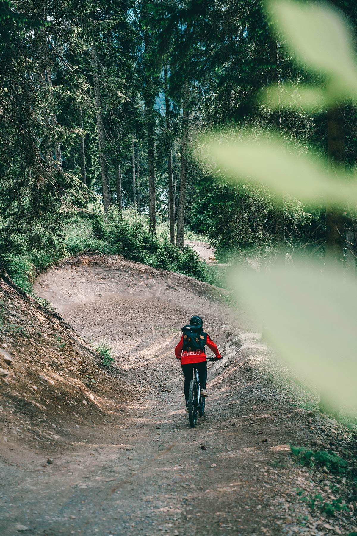bikepark lenzerheide schweiz