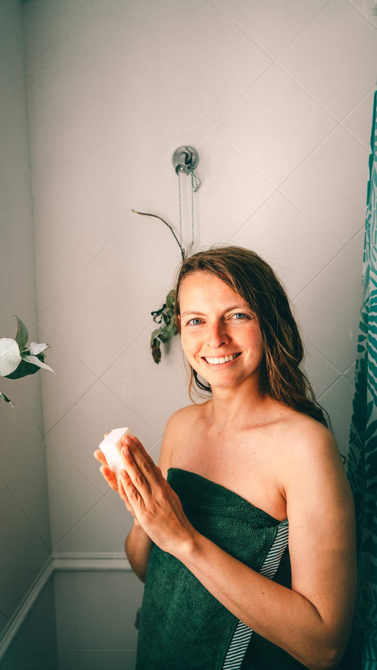 Christine Neder Badezimmer