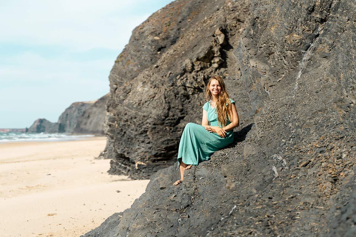 Christine Neder Felswand Portugal