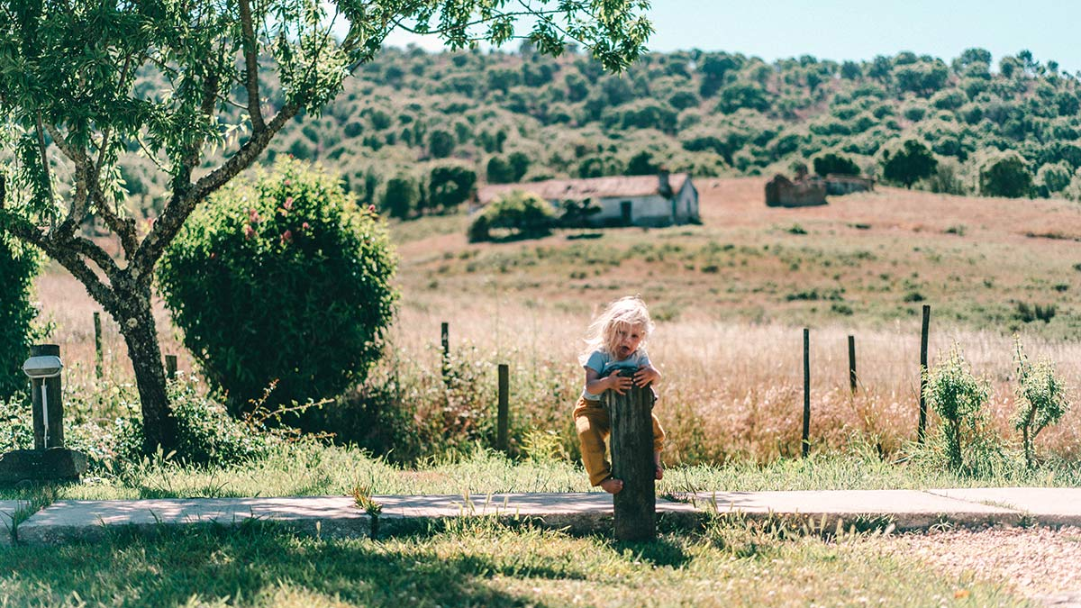Alma Landschaft Portugal