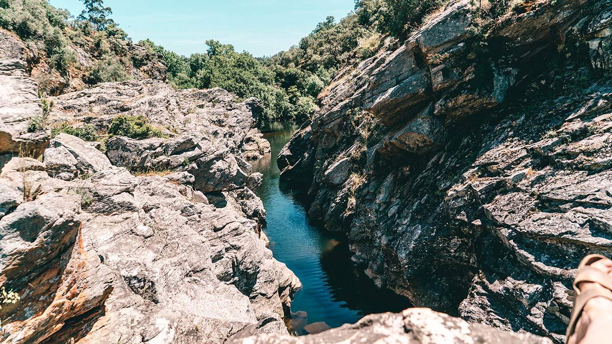 Canyon Pego das pias
