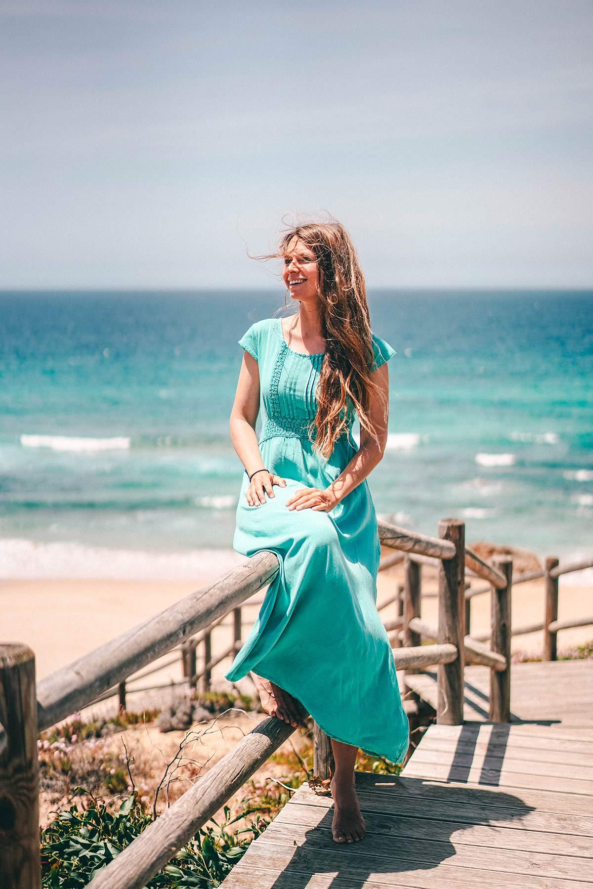 Christine Praia do Malhao