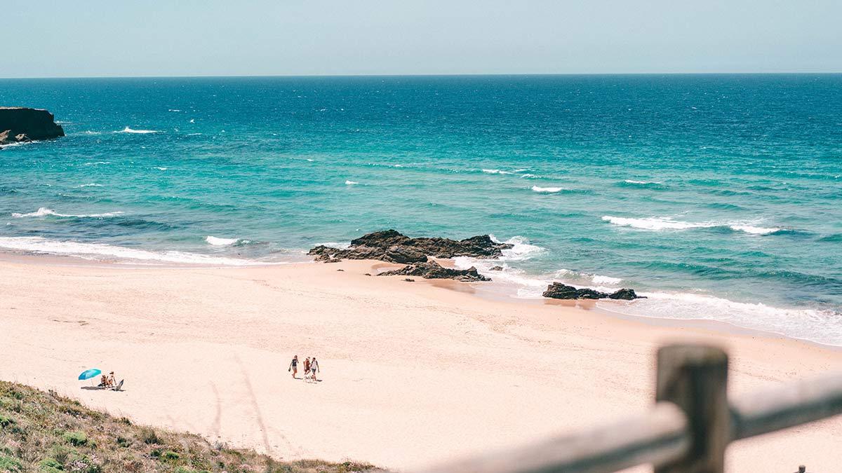 Strand Alentejo Portugal