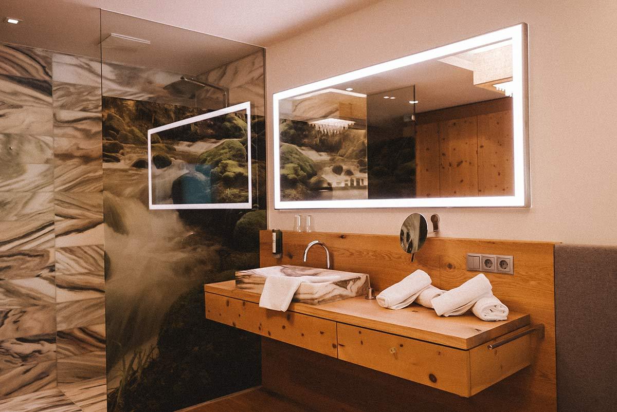 Badezimmer Thierseerhof