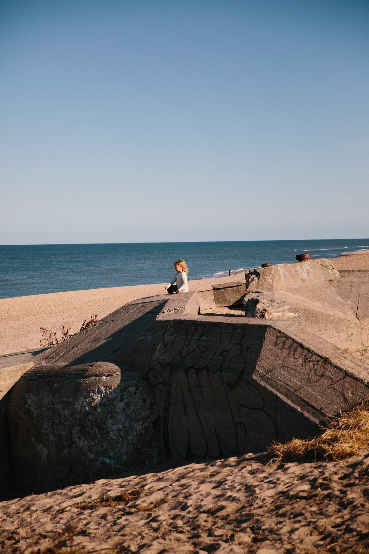 bunker sondervig änische nordseeküste