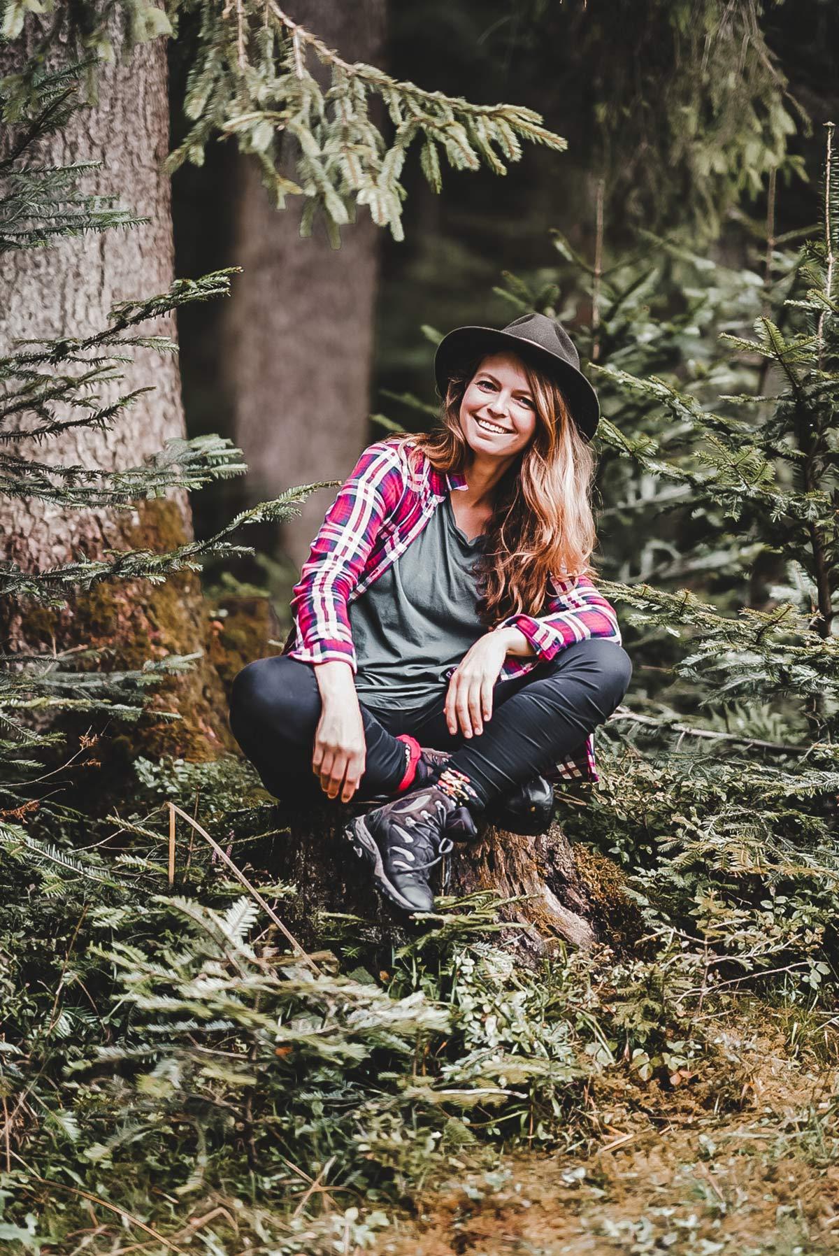 Modalwald Wanderung