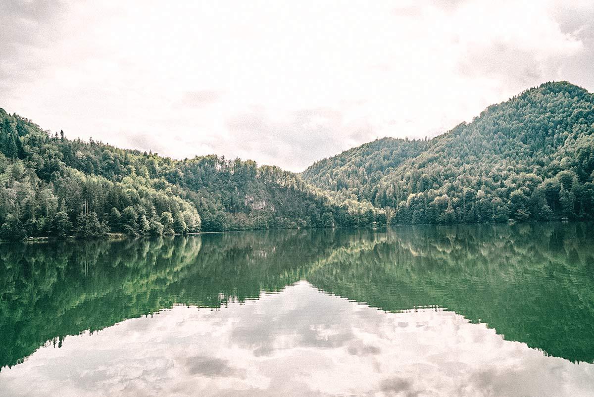 Thiersee Ausfluege Hechtsee